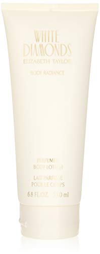 White Diamonds Elizabeth Taylor Perfumed Body Lotion, 6.8-Ounce