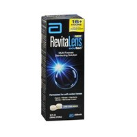 RevitaLens RevitaLens Ocutec Multi-Purpose Solution désinfectante, 10 oz (Pack de 3)