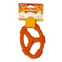 Nylabone TFH Fun N Fit Flex Oval RNG ()