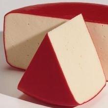 Danesland Danish Fontina Wheel Cheese, 15 Pound - 1 each.