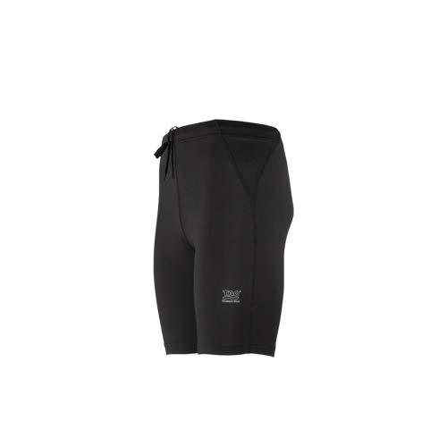 TAO Sportswear Kurze atmungsaktive Herren Basic Laufhose Linu M4009