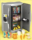My First Kenmore Interactive Electronic Kitchen Refrigerator Play...
