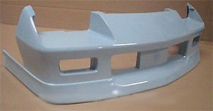 (The Parts Place Camaro Front Bumper With Spoiler - Direct Bolt On)