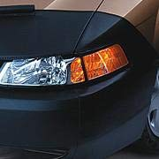 Buy lebra front end cover toyota corolla vinyl, black