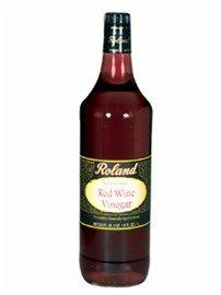 Roland Red Wine Vinegar, 33.8 OZ