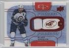 Blake Wheeler  12 30  Hockey Card  2015 16 Upper Deck Ice   Frozen Fabrics   Red Patch  Ff Bw
