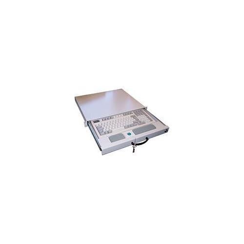 Image of 'Aixcase–19K1U–W Keyboard Slide-in Drawer 191HE Empty Beige Holsters & Sleeves