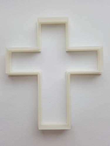 Cross Crucifix Halloween Shape Cookie Cutter (Dough Biscuit
