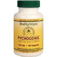 Healthy Origins Pycnogenol Veg Caps 100mg 30 cap ( Multi-Pack) by Healthy Origins