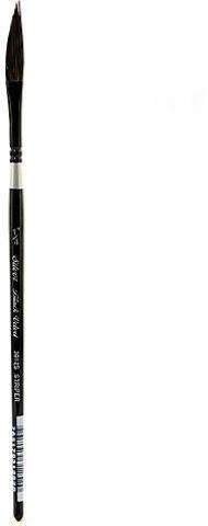 Velvet Dagger (Silver Brush Black Velvet Series Brushes (1/4 In.) - Dagger Striper (3012S) 1 pcs sku# 1836732MA)