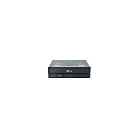 LG BH16NS55 16x2x12xBDRW 16x12x16xDVD+RW 16x6xDVD-RW 8xDVD+/-R DL Blu-ray SATA Bulk black M-disk mit Software Bus-Encryption