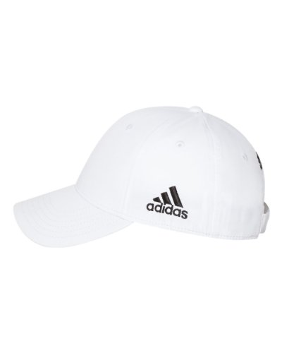 adidas Golf Mens Core Performance Max Structured Cap (A600) -White -One Size ()