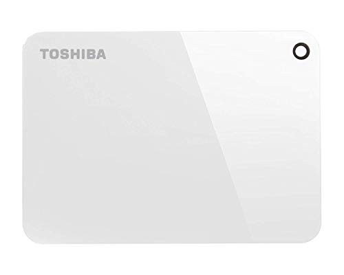 Toshiba Canvio Advance 2TB Portable External Hard Drive USB 3.0