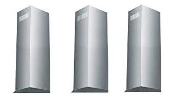 Z Line 1PCEXT-KB/KL2/KL3-1PC-EXT for KB/KL2/KL3 Model Wall Range Hood
