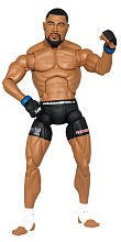 Jakks Pacific UFC Ultimate Fighting Championship Series 0 RASHAD EVANS Deluxe Action Figure