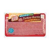 Kraft Oscar Mayer Louis Rich Sliced Turkey Bacon, 12 Ounc...