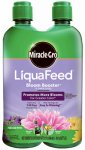 Miracle-Gro Liquafeed Bloom Booster Flower Food