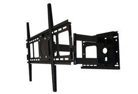 Pivoting Full Motion Flat Panel - Pivoting Full Motion TV Wall Mount Bracket for 27