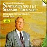 Sinfonien 1+2/Serenade Op.31/+