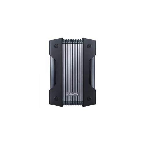 Image of Adata HD830 2TB Mobile External Hard Drive in Black - USB3.0 External Hard Drives
