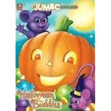 halloween buddies jumbo coloring book