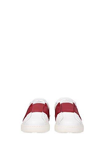 Sneakers Garavani Van Valentino Herren - Leder (0s0938bvc) Eu Rot