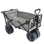 Mac Sports Collapsible Folding Outdoor Beach Wagon