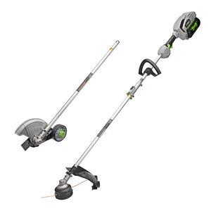 EGO Power+ 15 in. String Trimmer and Edger Combo Kit with 5.0Ah Battery and Charger  For Sale