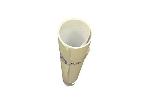 Concrete Column Mold - Column Tube Concrete or Plaster Mold 8502