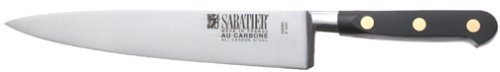 UPC 715512070051, Sabatier Au Carbone 8-Inch Carbon Steel Chef's Knife
