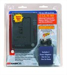 AMBICO  Ni-Cad and Ni-Mh Camcorder Battery Quick Charger - Nickel Metal Hydride Camcorder Battery