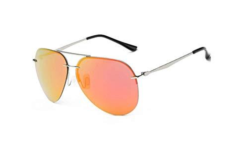 De Personalidad Redonda De Marco De La Plata Oro Sol Gafas Ojos Marea Gafas Rosa Sol Polarizadas Gafas De De liwenjun Sol BvqXp67W