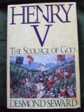 Front cover for the book Henry V: The Scourge of God by Desmond Seward