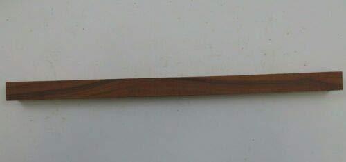 1 Pc of Beautiful Granadillo Wood Turning Blanks 1'' X 1'' X 20''