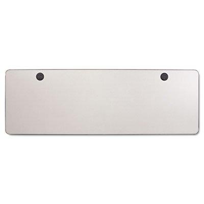 Valencia Series Training Table Top, Rectangular, 71w x 23-5/8d, Speckled Gray - (Rectangular Training Tabletop)