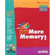 QEMM More Memory!
