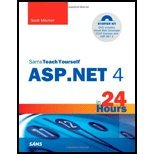 Sams Teach Yourself ASPNET 4 in 24 Hours (10) by Mitchell, Scott [Paperback (2010)]