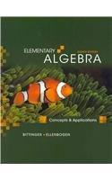 Elementary Algebra: Concepts and Applications Plus MyMathLab Student Access Kit (8th Edition)