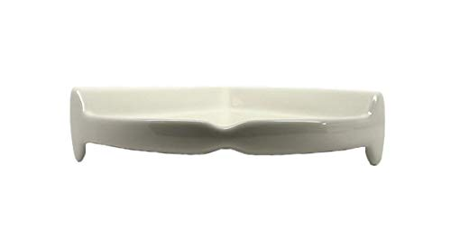 Corner Shower Shelf Wall AccessoryAlmond Bone Ceramic 8-1/2