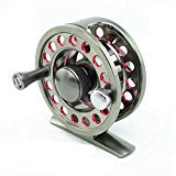 EDTara Fly Fishing Reel with CNC-machined Aluminum Alloy Body Disc Drag System Body 60 -