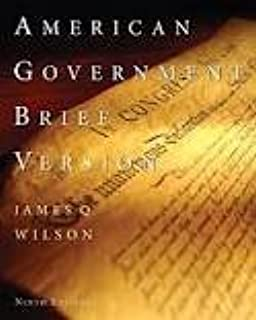 American government robert a heineman steven a peterson thomas h american government brief edition 9th nineth edition fandeluxe Image collections