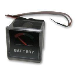 Mini Indicator 1mA Meter - 1/2-Inch Square - Square One Ma