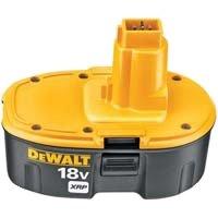 Dewalt DC9096 XRP 18V 18-Volt 2.4 Amp Hour NiCAD Pod Style Battery (1-Pack)
