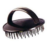 DENMAN D6 Black - Be-Bop Shampoo Massage Brush