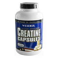 Weider Global Nutrition Creatine Monohydrate Caps 150 Cap by Tigers Milk (Weider)