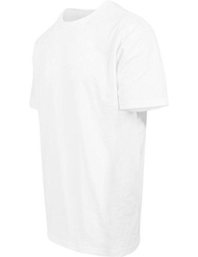 220 T white Tee Oversized Uomo Urban Classics Weiß shirt qa8Zfw