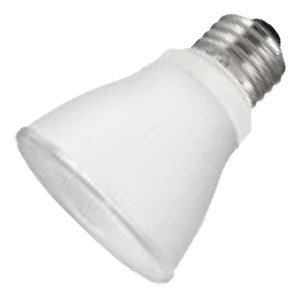 LED - 8 Watt - PAR20 - 50W Equal - 2070 Candlepower - 25 Deg. Narrow Flood - 2700K Warm White - TCP LED8P2027KNFL