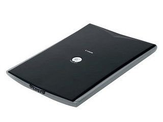 Canon 0307B001 CanoScan LiDE 25 Color Image Scanner by Canon