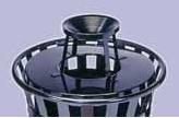 (Stadium Series SMB Ash Urn Top for 24 Gallon Unit Finish:)