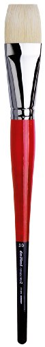 da Vinci Hog Bristle Series 7123 Maestro 2 Artist Paint Brush, Bright with European Sizing, Size 30